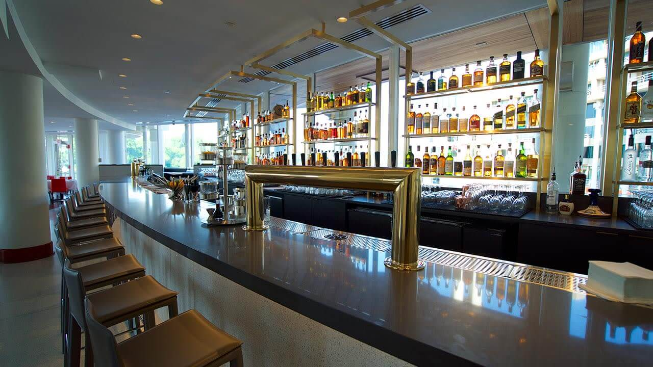 sequoia restaurant bar