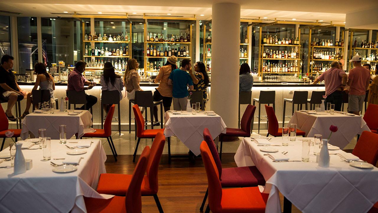 sequoia restaurant dining room